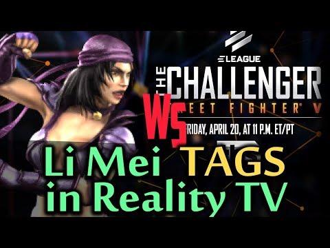 Li Mei Tags in Reality TV - WS