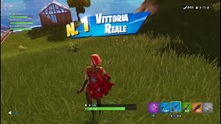 Fortnite Royal Victory with the Vks