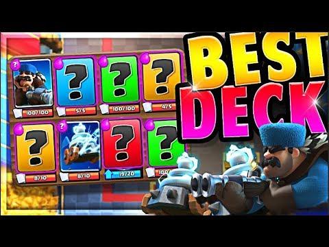 BEST DECK!?  - December Clash Royale Update! (Molt Clash Royale)