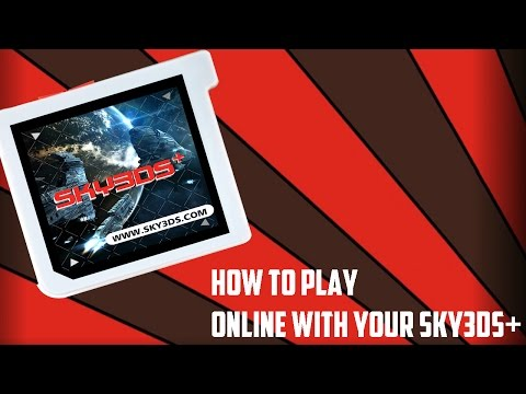 How to Play online games with your Sky3ds+ (Private Header)