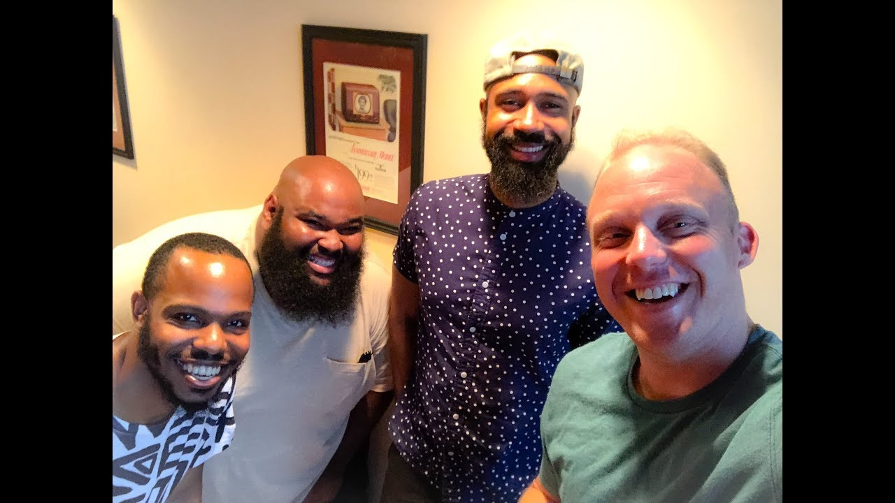 Brian Interviews Dupont Brass, the funk-soul horn band from DC, live on DC Music Rocks