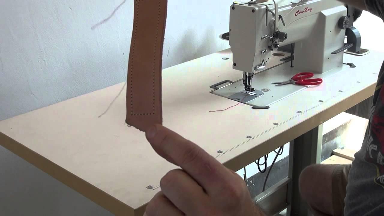 Máquina de coser recta 1 aguja triple transporte para
