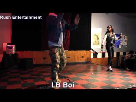 LB Boi Performs @ Checkerboard Lounge Showcase 31