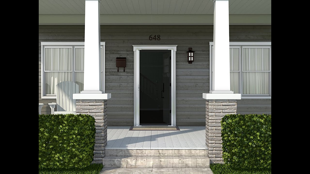 ODL   Brisa Double Door Installation