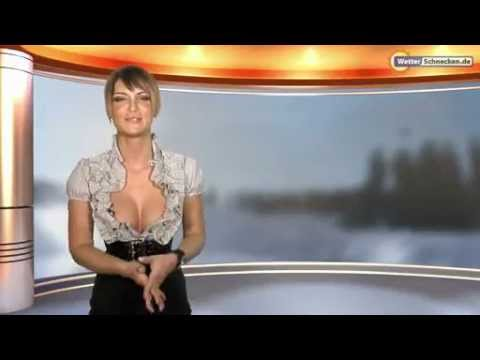 Maira rothe weather girl - 2 part 9