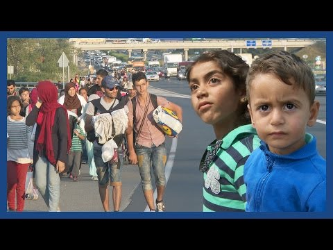 We Walk Together: A Syrian Refugee Family's Journey To The Heart Of Europe