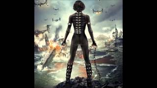 Resident Evil Retribution Soundtrack - Flying Through The Air