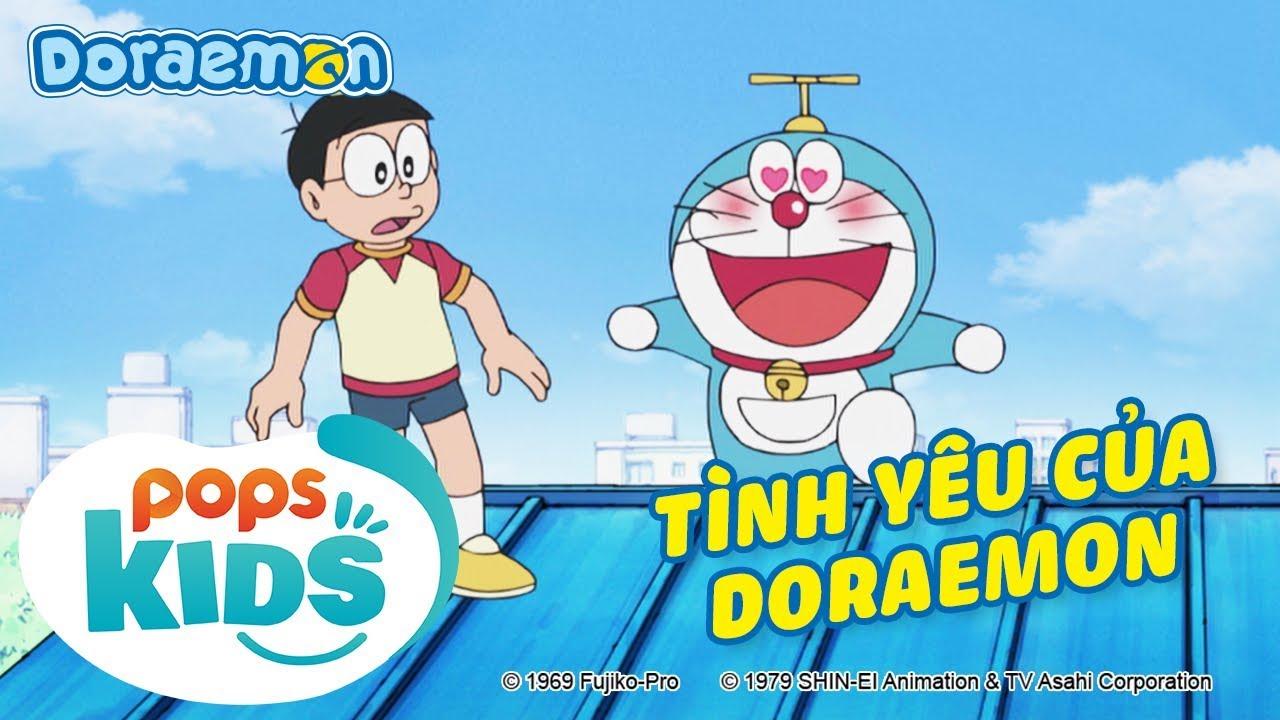[S7] Doraemon Tập 335 – Tình Yêu Của Doraemon – Hoạt Hình Tiếng Việt