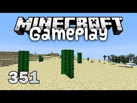 Kleine Kakteenreise zwischendurch^^! - Minecraft Gameplay #351