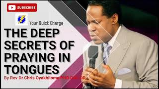 The Secrets of Praying in Tongues   Pastor Chris Oyakhilome screenshot 2