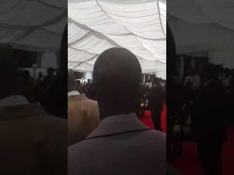 Mnangagwa's new cabinet sworn in