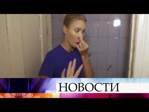 ВИнтернете активно обсуждают кадры, которые сняли журналисты водной избольниц Воронежа.