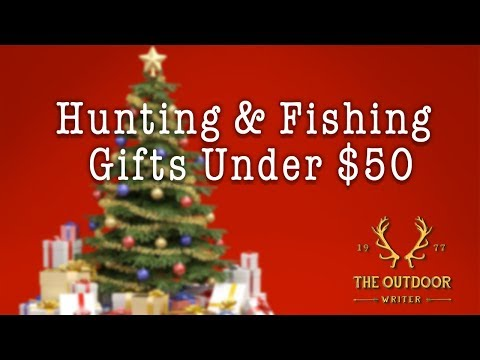 The Best Gifts For Hunters And Anglers For Under $50 This Holiday Season