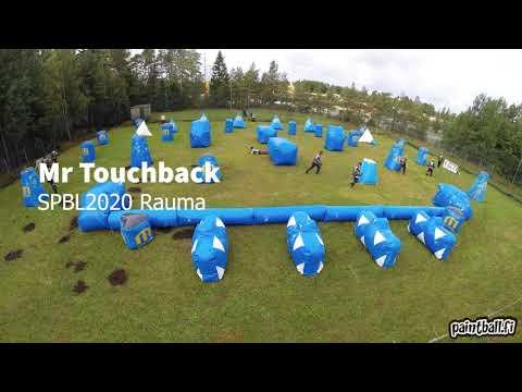 Mr Touchback - SPBL2020 Rauma