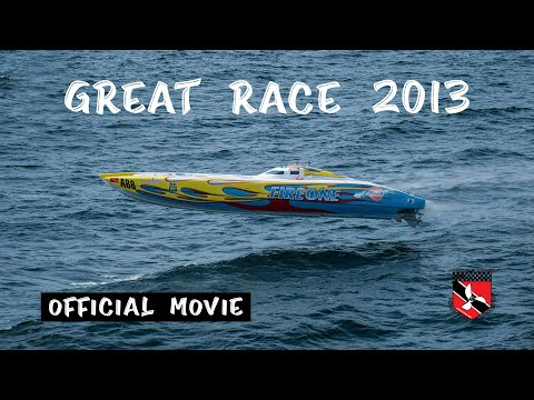 Great Race 2013 Official Movie