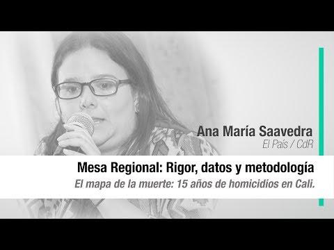Mesa Regional / El mapa de la muerte: 15 años de homicidios en Cali