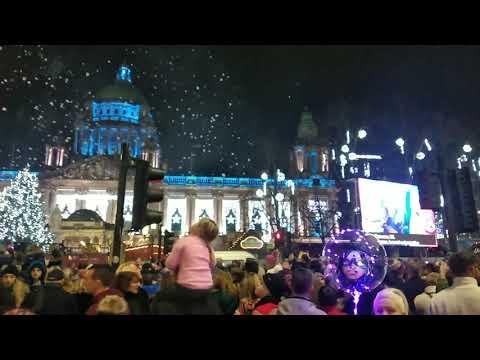 Belfast Christmas Lights 2019