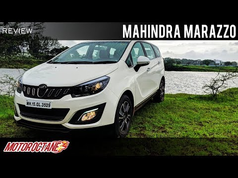 Mahindra Marazzo Review In Hindi | MotorOctane