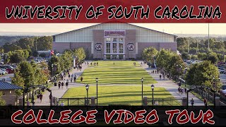 University of South Carolina - Campus Tour