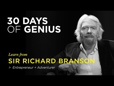 Sir Richard Branson on CreativeLive | Chase Jarvis LIVE | ChaseJarvis