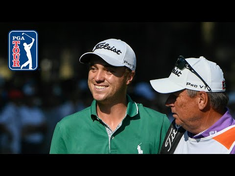 Justin Thomas' best 20 shots on the PGA TOUR
