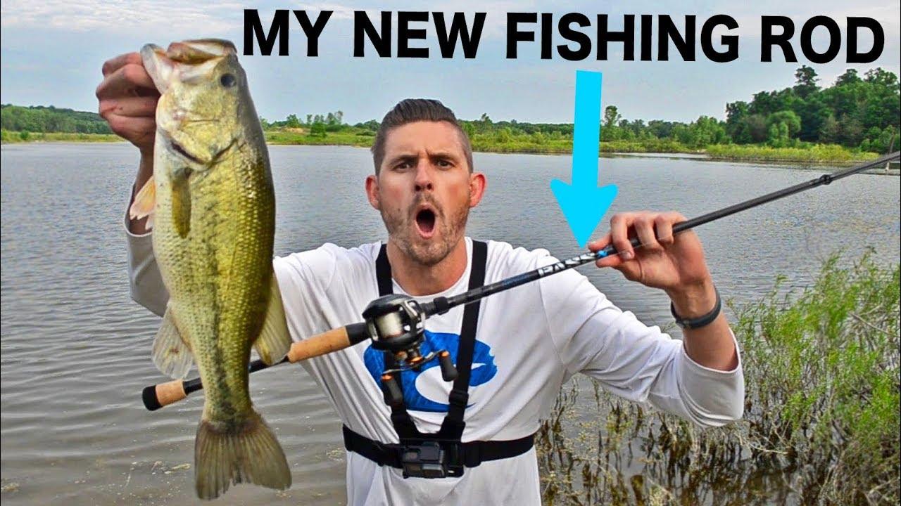 St Croix Bass X Bait Casting Bass Fishing Rod Choose Model
