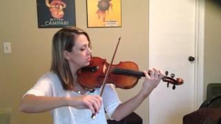 OKC Society of Strings: Christmas March Vln 3- Viola