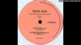 black dice - cone toaster