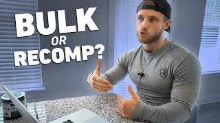 """Bulking/ Cutting vs. """"Gaintaining"""": Whİch Is Best?"""