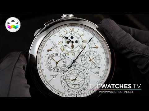 Vacheron Constantin Presents The World's Most Complicated Watch (Ever), Ref. 57260