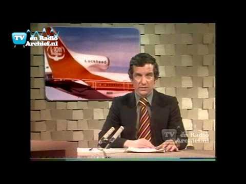 Ster Reclame Loeki de Leeuw Dirigent en Journaal Zaterdag 3 Februari 1976