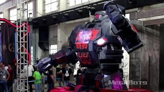 USA vs China Meeting + MegaBots Live (Season 2)