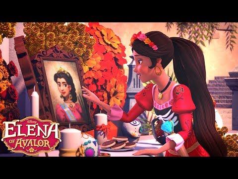 Make Them Proud | Music Video | Elena of Avalor | Disney Junior