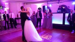 Stockton Seaview Garden Wedding {ashley and joe married}