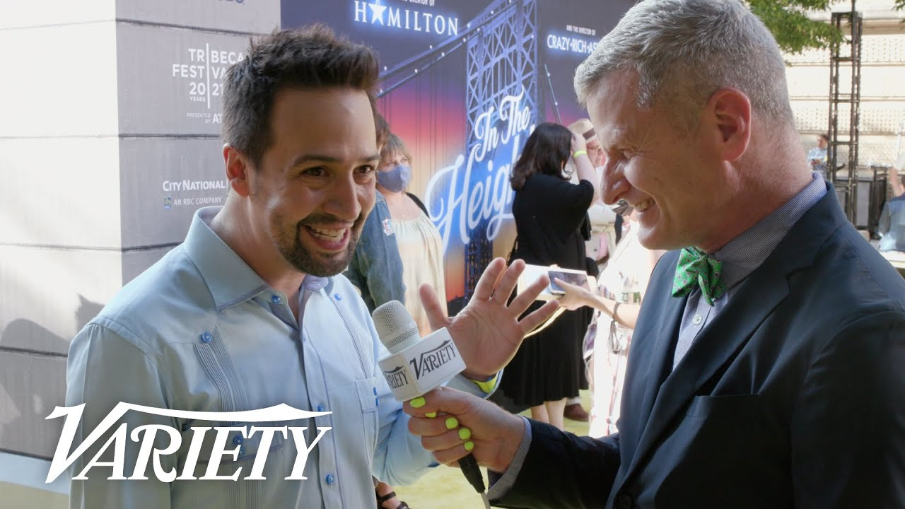 Lin-Manuel Miranda and the 'In the Heights' Cast on Premiering in Washington Heights and 'Wicked'