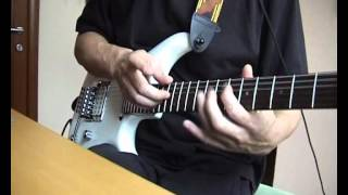 Satch Boogie - Joe Satriani (Cover) Ibanez JS 2400