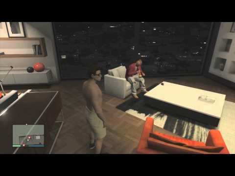 GTA V ONLINE - DE PARTY EN LA NUEVA CASA + DERRIBOS PARA TODOS!! - GTA 5 ONLINE GAMEPLAY Videos De Viajes