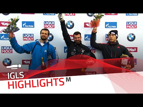 Eighth straight win for Martins Dukurs in Tyrol   IBSF Official