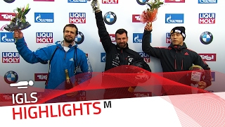 Eighth straight win for Martins Dukurs in Tyrol | IBSF Official