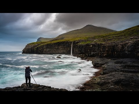 Landscape Photography Location Scouting in The Faroe Islands