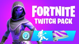 FORTNITE NEW TWITCH PRIME PACK #3! FORTNITE TWITCH PRIME PACK LEAKED! NEW FORTNITE TWITCH PRIME PACK