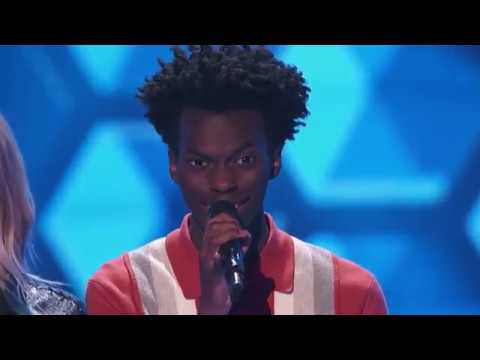 Tim Johnson Jr  Performs Let's Stay Together   Season 1 Ep  3   THE FOUR