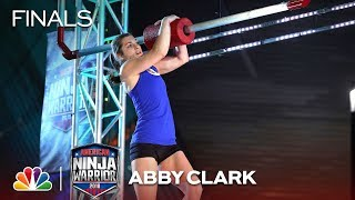Abby Clark at the Minneapolis City Finals - American Ninja Warrior 2018