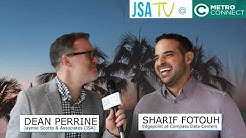 Metro Connect 2019: EdgePoint at Compass Data Centers Defines the Edge for JSA TV