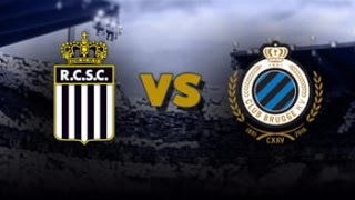 play off 1 speeldag 7 Sporting Charleroi   club brugge 1-3  5 mei 2017