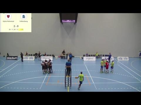 Hylte/Halmstad vs Falkenberg