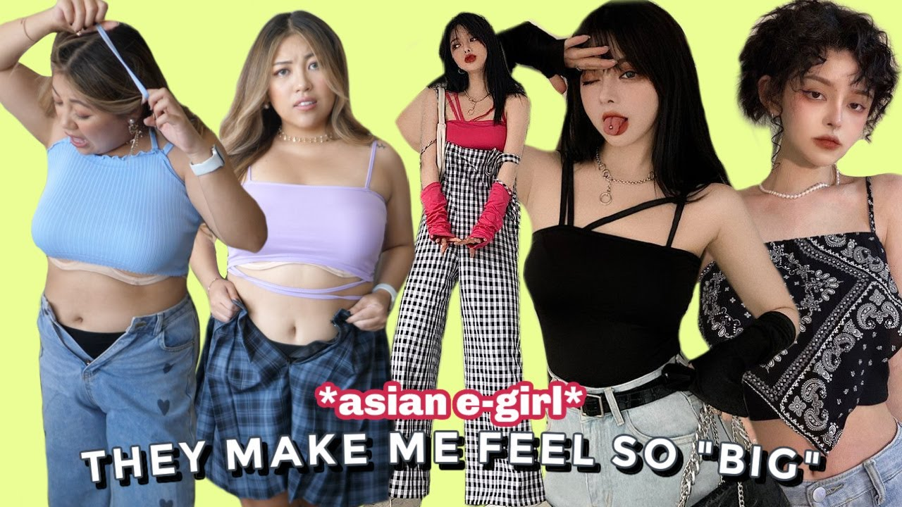 i buy $500 *ASIAN* street clothes AND IT LOOKS LIKE THIS?! (big girl haul)