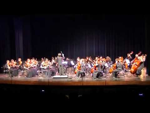 Atascocita Middle School Symphony Orchestra Fall 2014 Concert