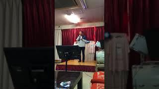 大館市大町の、カラオケクラブ夢にて歌いました!