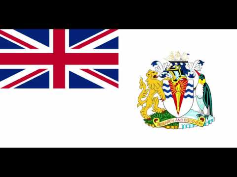 The anthem of the British Overseas Territory of the British Antarctic Territory